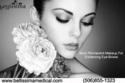 Semi Permanent Makeup for Enhancing Eye-Brows